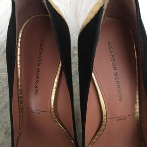 Sigerson Morrison Shoes - Sigerson Morrison shoes size 10